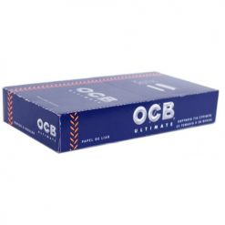 Ocb Ultimate Χαρτάκια (Συσκευασία 25 Τεμαχίων)