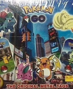 Golden Shop Pokemon Go Ταυτότητες