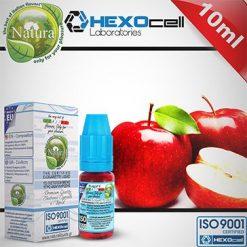 Natura Red Apple 10ml Υγρά Αναπλήρωσης