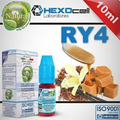 Natura RY4 10ml Υγρά Αναπλήρωσης