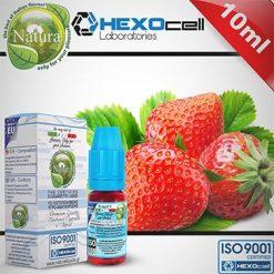 Natura Strawberry 10ml Υγρά Αναπλήρωσης