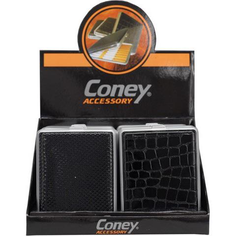 Coney Ταμπακιέρα Τσιγάρου Black Skin