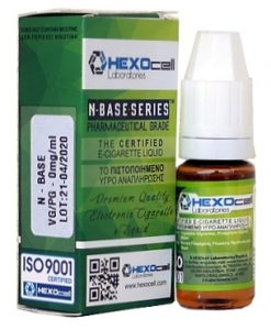 Hexocell nBase VG-PG 0mg 10ml