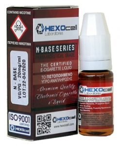 Hexocell nBase VG-PG 20mg 10ml
