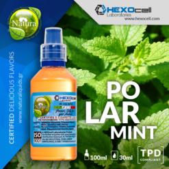Natura Polar Mint 30-100ml (Mix & Shake)