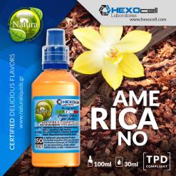 Natura Americano 30-100ml (Mix & Shake)