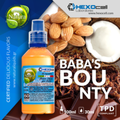 Natura Baba's Bounty 30-100ml (Mix & Shake)