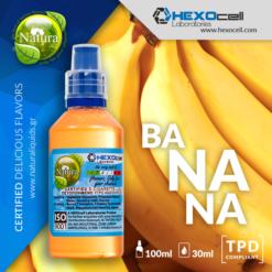 Natura Banana 30-100ml (Mix & Shake)