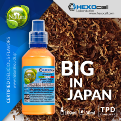Natura Big In Japan 30-100ml (Mix & Shake)