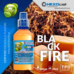 Natura Black Fire 30-100ml (Mix & Shake)