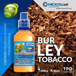 Natura Burley Tobacco 30-100ml (Mix & Shake)