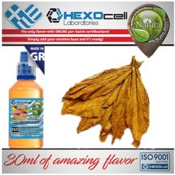 Natura Burley Tobacco 30-60ml (Mix Shake Vape)