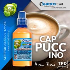 Natura Cappuccino 30-100ml (Mix & Shake)