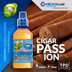 Natura Cigar Passion 30-100ml (Mix & Shake)
