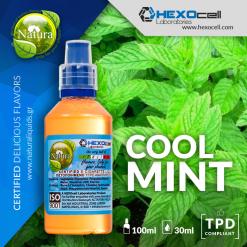 Natura Cool Mint 30-100ml (Mix & Shake)
