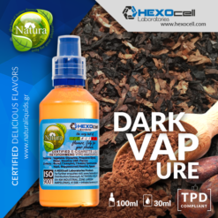 Natura Dark Vapure 30-100ml (Mix & Shake)