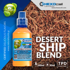 Natura Desert Ship Blend 30-100ml (Mix & Shake)