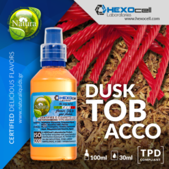 Natura Dusk Tobacco 30-100ml (Mix & Shake)