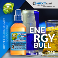 Natura Energy Bull 30-100ml (Mix & Shake)
