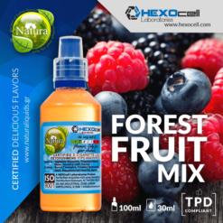 Natura Forest Fruit Mix 30-100ml (Mix & Shake)