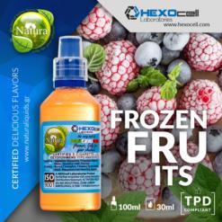 Natura Frozen Fruits 30-100ml (Mix & Shake)