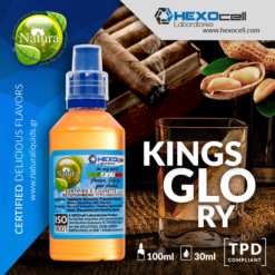Natura Kings Glory 30-100ml (Mix & Shake)