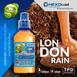 Natura London Rain 30-100ml (Mix & Shake)
