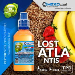 Natura Lost Atlantis 30-100ml (Mix & Shake)