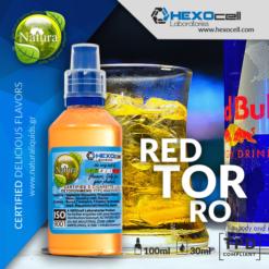 Natura Red Toro 30-100ml (Mix & Shake)