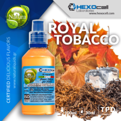 Natura Royal Tobacco 30-100ml (Mix & Shake)