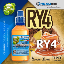 Natura RY4 30-100ml (Mix & Shake)