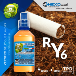 Natura RY6 Tobacco 30-100ml (Mix & Shake)