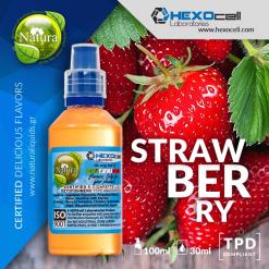 Natura Strawberry 30-100ml (Mix & Shake)