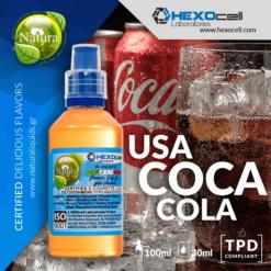 Natura USA Coca Cola 30-100ml (Mix & Shake)