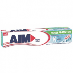 Aim Family Protection Οδοντόκρεμα 75ml