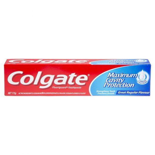 Colgate Maximum Cavity Protection Οδοντόκρεμα 125ml
