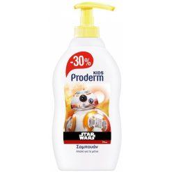 Proderm Kids Για αγόρια Σαμπουάν 400ml