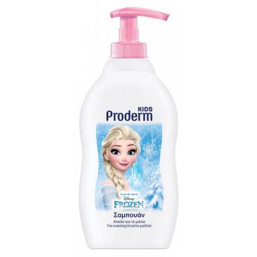 Proderm Kids Για Κορίτσια Σαμπουάν 400ml