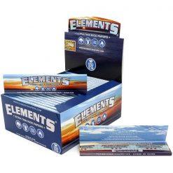 Elements Slim King Size Χαρτάκια