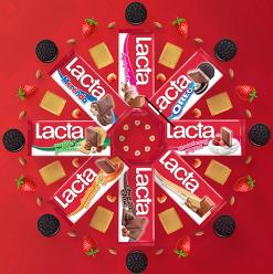 Σοκολάτες Lacta