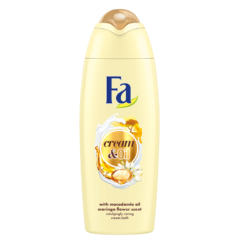 Fa Cream & Oil Αφρόλουτρο 750ml