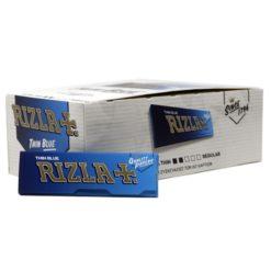Rizla Μπλε Χαρτάκια 60 Φύλλα (Συσκευασία))