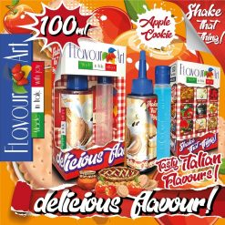 Flavour Art Cookie Apple 100ml (Mix & Shake)