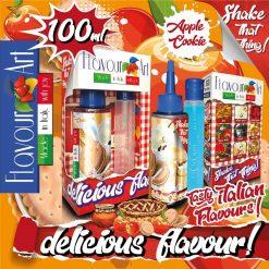 Flavour Art Cookie Apple 100ml (Mix & Shake)