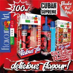 Flavour Art Cuban Supreme 100ml (Flavour Shots)