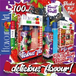 Flavour Art Forest Fruits 100ml (Mix & Shake)