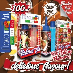 Flavour Art Hazelnut 100ml (Mix & Shake)