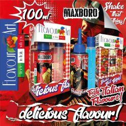 Flavour Art Maxboro 100ml (Mix & Shake)