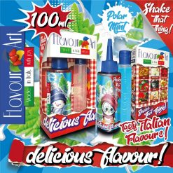 Flavour Art Polar Mint 100ml (Mix & Shake)