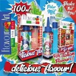 Flavour Art Polar Mint 100ml (Flavour Shots)